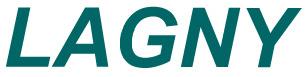 Lagny Schweiz - Professionelle Kosmetik seit 37 Jahren Logo